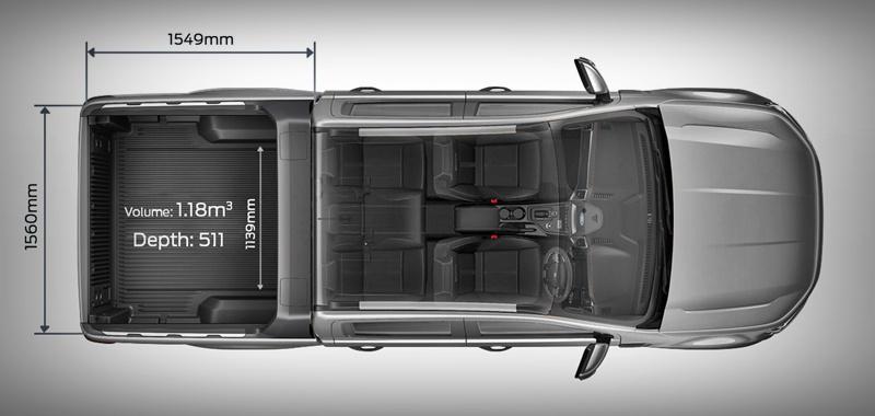 2020 Ford Ranger XLT Plus