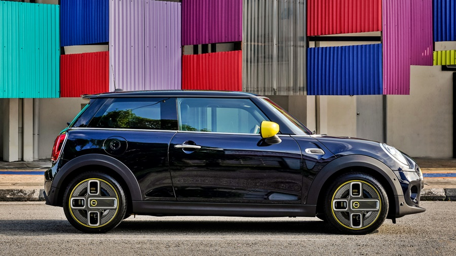 2020 MINI Electric First Edition