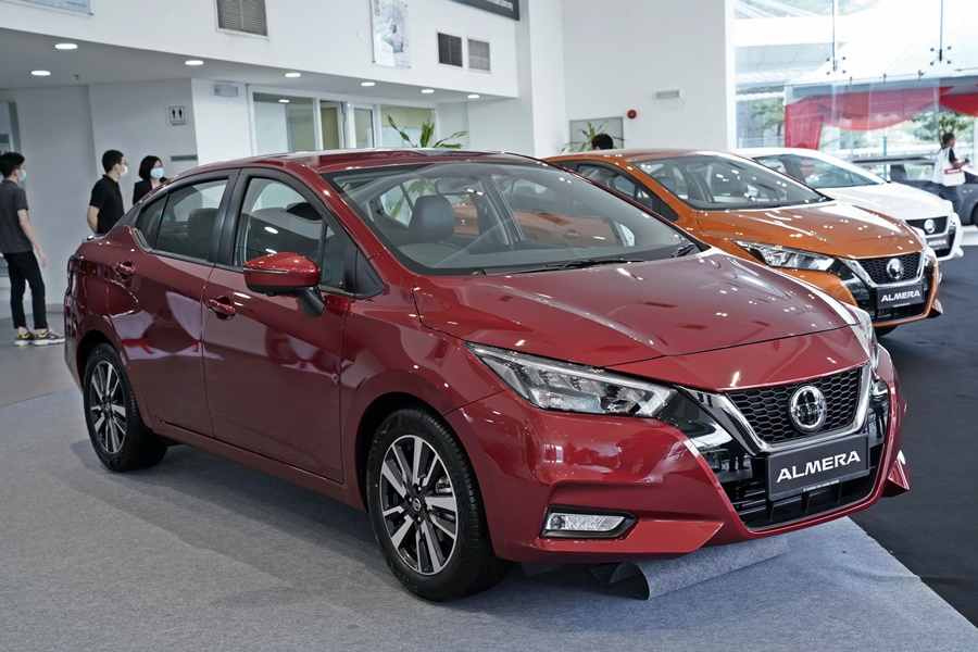 2020 Nissan Almera Turbo
