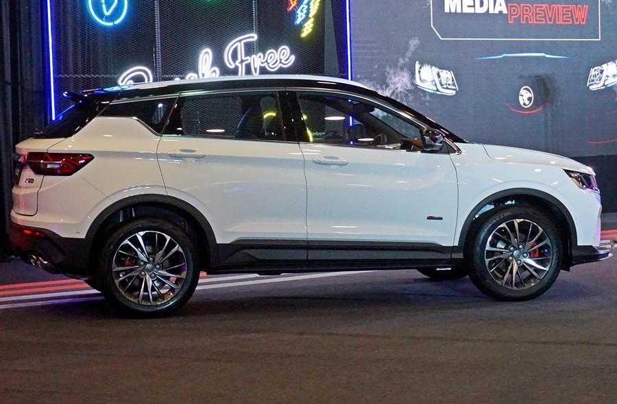 2020 Proton X50