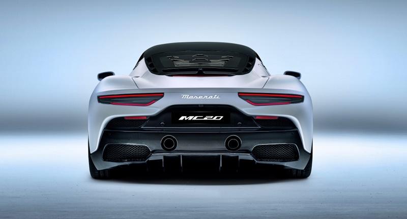 2021 Maserati MC 20