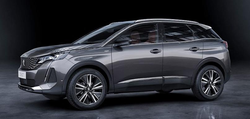 2021 Peugeot 3008