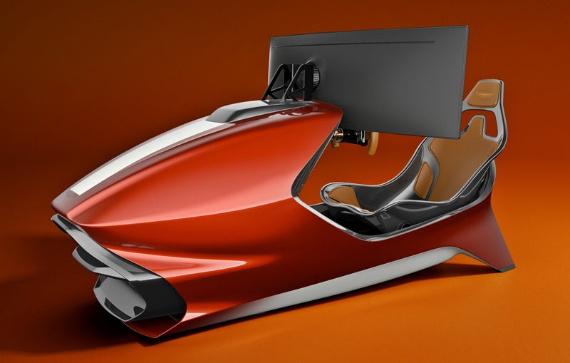 AMR-CO1 Racing Simulator
