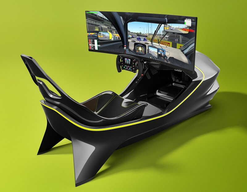 AMR-CO1 Racing Simulator
