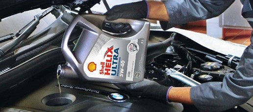 Shell Helix Ultra Professional