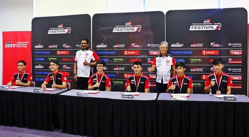 GAZOO Racing Young Talent Development Program