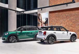 MINI Countryman Cooper S Limited Editions