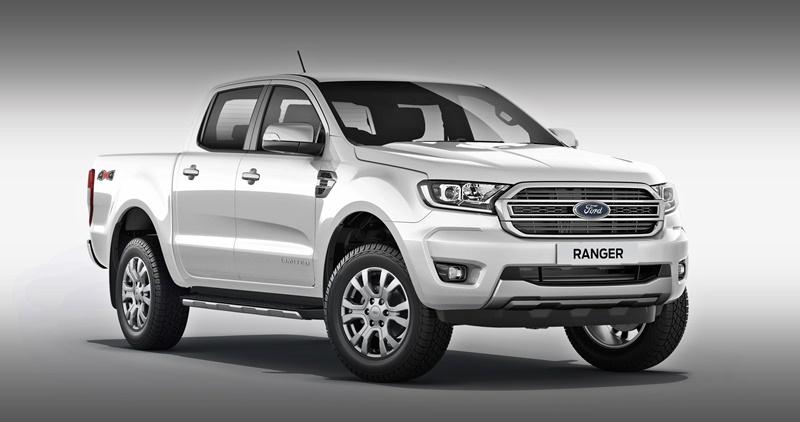 2020 Ford Ranger XLT Plus Facelift