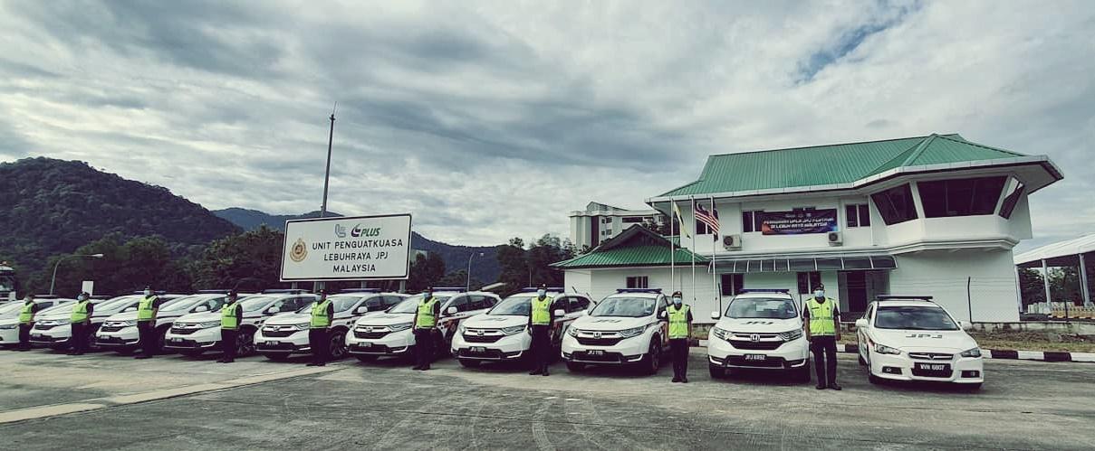 RTD JPJ Enforcement Highway Monitoring Centre