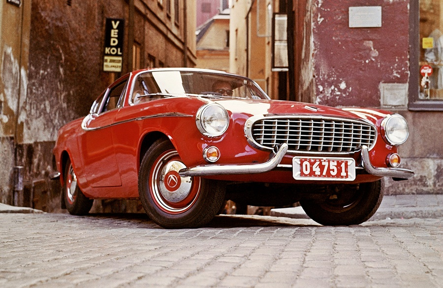 Looking Back The Volvo P1800 Aka The Saint S Car News And Reviews On Malaysian Cars Motorcycles And Automotive Lifestyle