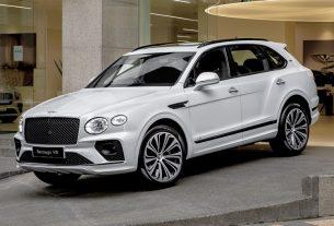 2020 Bentley Bentayga First Edition
