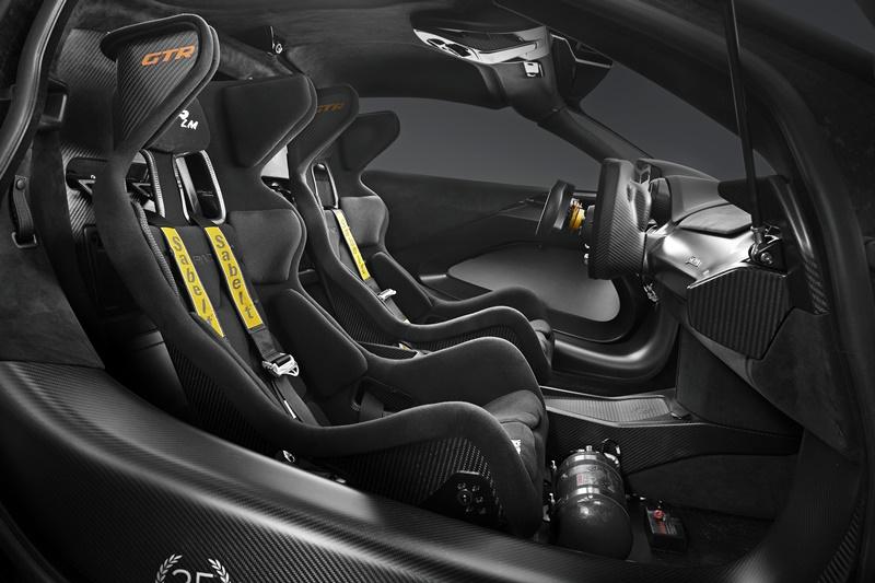 2020 McLaren Senna F1 GTR LM Edition
