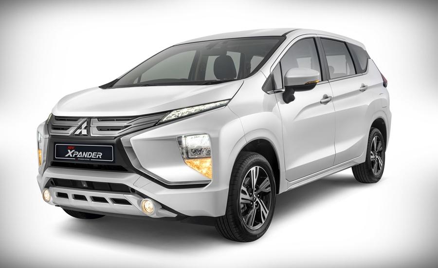 2020 Mitsubishi XPANDER