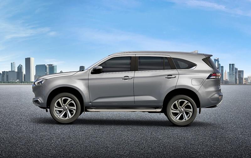 All-new Isuzu mu-X SUV - News and reviews on Malaysian ...