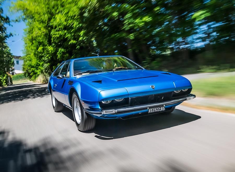1970 Lamborghini Jarama