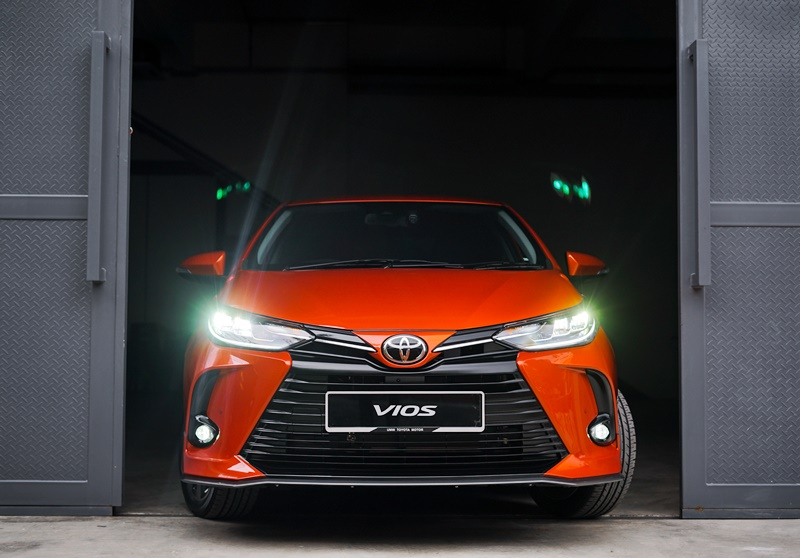 2020 Enhanced Toyota Vios