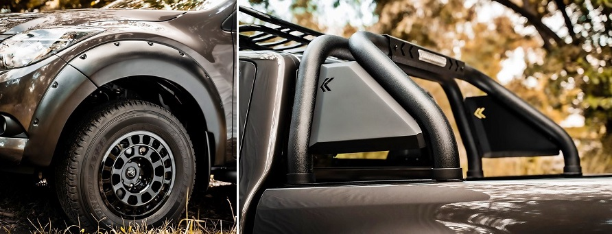 2020 Mazda BT-50 Pangolin Edition