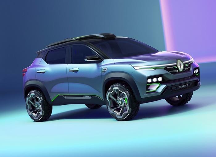2020 Renault Kiger concept