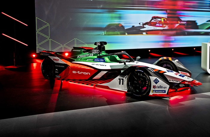 2021 Audi e-tron FE07