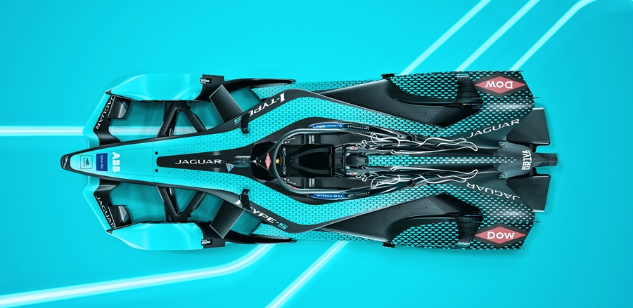 2021 Jaguar Racing Formula E