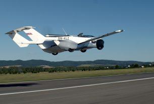 Klein Vision AirCar Flying Car