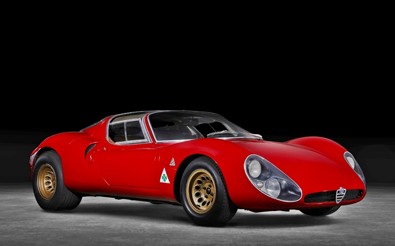 1967 Alfa Romeo 33 Stradale