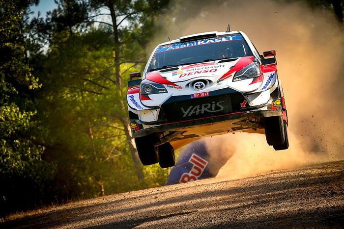 2020 Toyota GAZOO Racing WRC