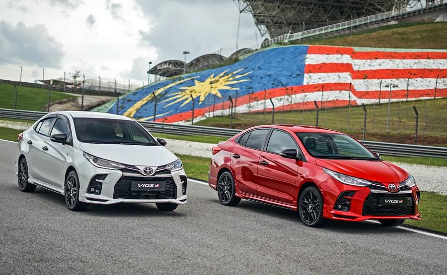 2020 Toyota Vios GR-Sport
