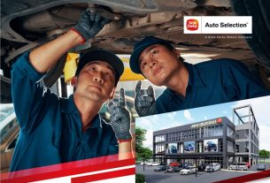 Sime Darby Auto Selection service centre
