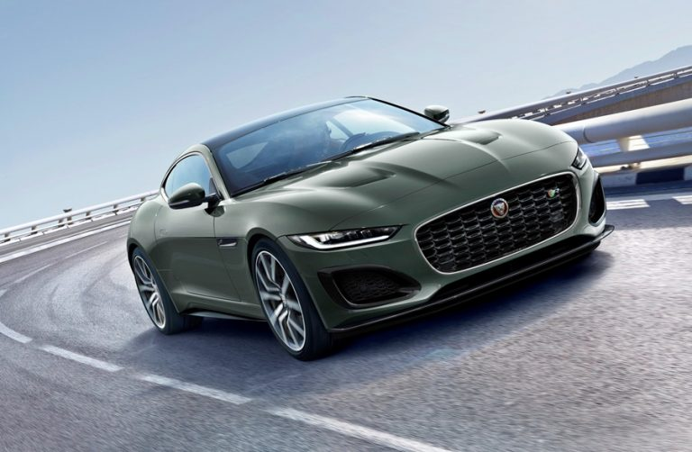Limited-edition Jaguar F-TYPE Heritage 60 Edition to ...