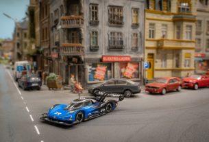 Volkswagen ID.R @ Miniatur Wunderland