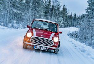 Rauno Aaltonen Classic Mini 2020