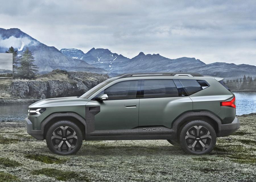 =2021 Dacia Bigster Concept