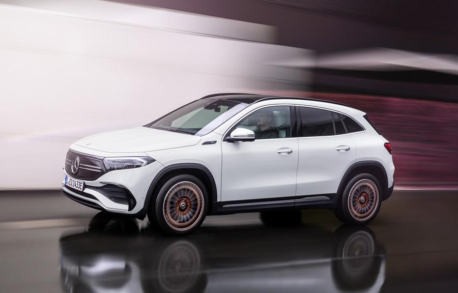 2021 Mercedes-Benz EQA