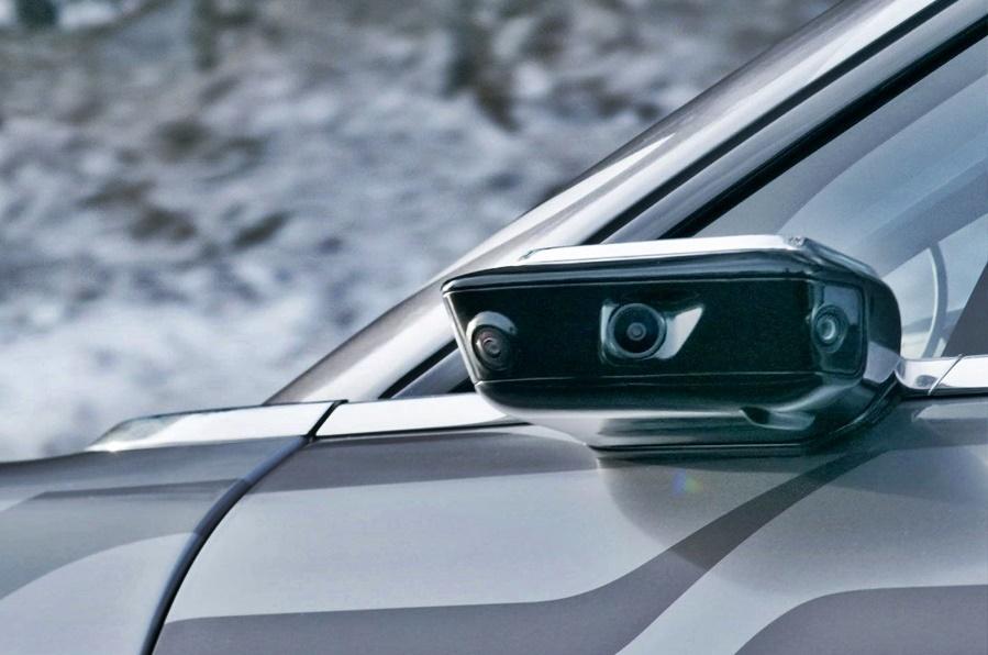 2021 Sony Vision-S prototype