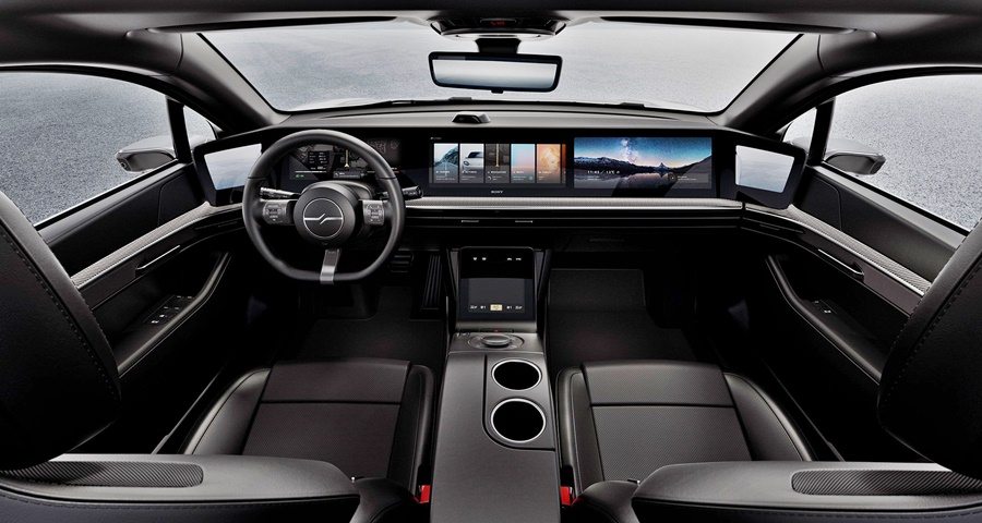 Sony Vision-S concept being tested on public roads in Austria (w/VIDEO) - News and reviews on Malaysian cars, motorcycles and automotive lifestyle