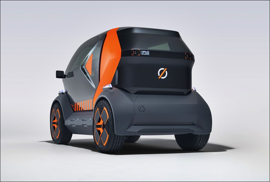Groupe Renault Mobilize