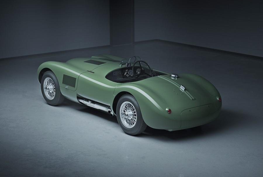 Jaguar Classic 1953 C-Type