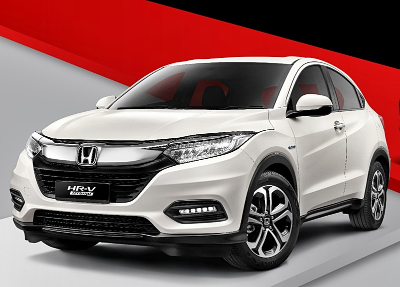 2021 Honda HR-V Sport Hybrid i-DCD