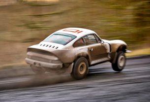 Singer Porsche All-terrain Competition Study (ACS)