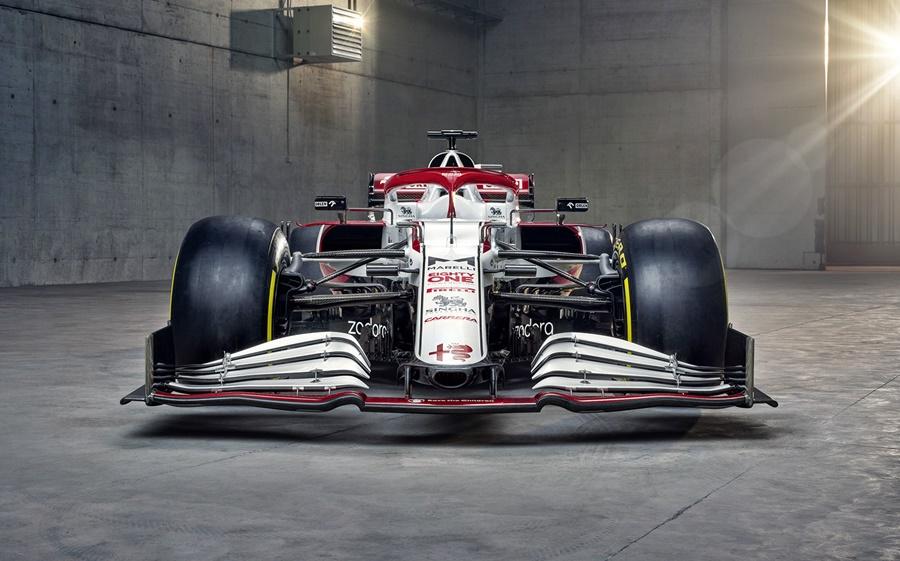 2021 Alfa Romeo Racing ORLEN
