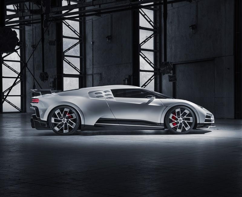 2021 Bugatti Centodieci