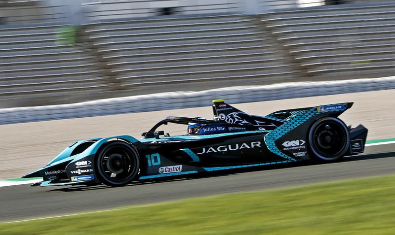 2021 Formula E Jaguar Racing