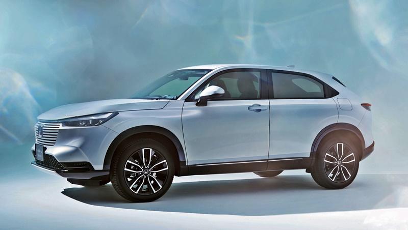 Honda HR-V Vezel e:HEV 2021