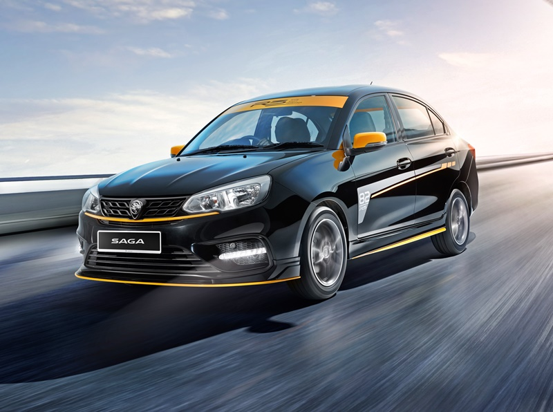 2021 Proton Saga R3 Limited Edition