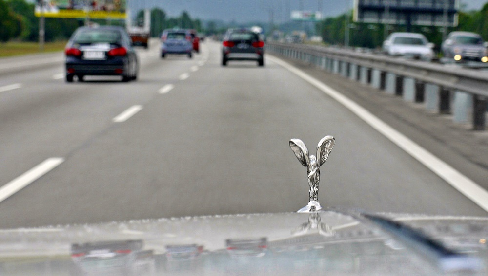 Rolls-Royce Silver Ecstasy