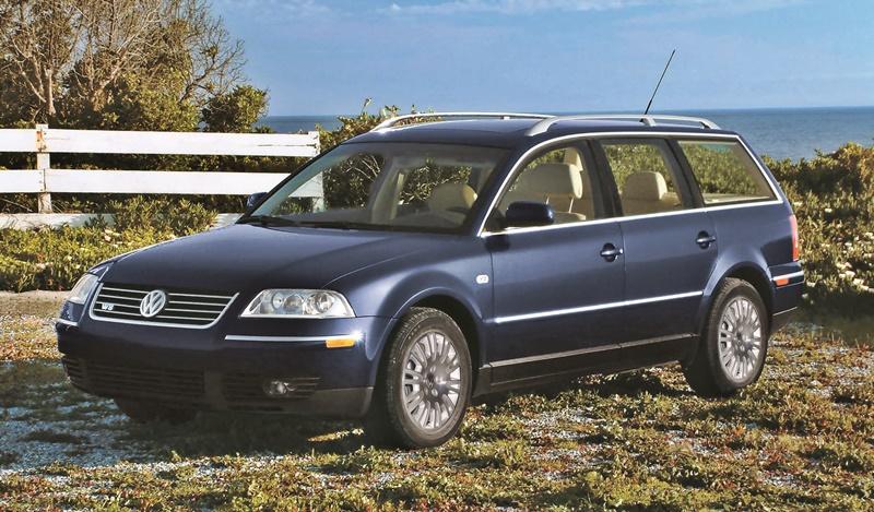 2002 Volkswagen W8 Passat