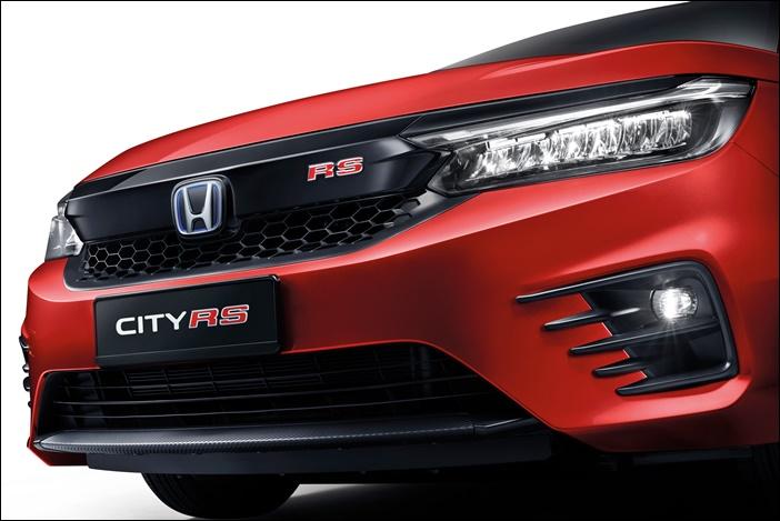 2021 Honda City RS e:HEV
