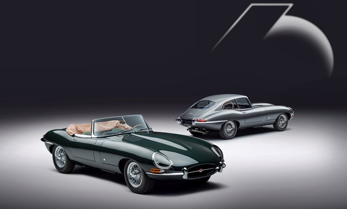 2022 Jaguar E-Type 60 Edition