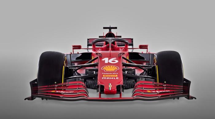 Scuderia Ferrari F1 SF21 2021